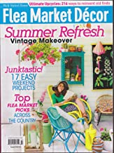 Well Styled Home Flea Market Decor Magazine July/August 2017
