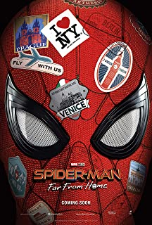 Best spider-man far from home movie poster Reviews