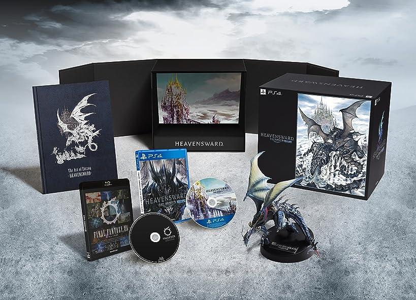 Final Fantasy XIV Heavensward Collector's Edition Japan ver.