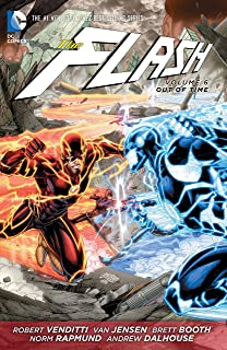 The Flash Vol. 6: Out Of Time (The New 52) (Flash (DC Comics Numbered))