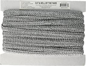 Best silver gimp trim Reviews