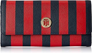Tommy Hilfiger Women's Wallet (Red)