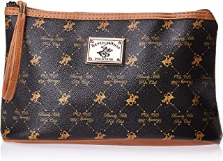 BHPC Womens Wristlet Bag, BROWN - WBR123VABN