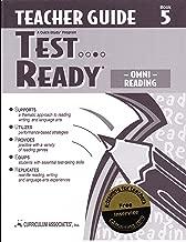 Test Ready Omni Reading: Teacher's Guide Book 5
