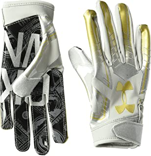 Under Armour Boy's F6 LE Football Gloves