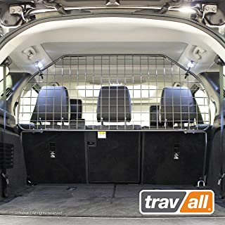 Travall Guard Compatible with Land Rover Discovery 5 (2016-Current) TDG1541 - Rattle-Free Steel Pet Barrier