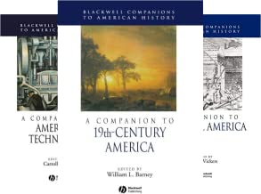 Wiley Blackwell Companions to American History (43 Book Series)