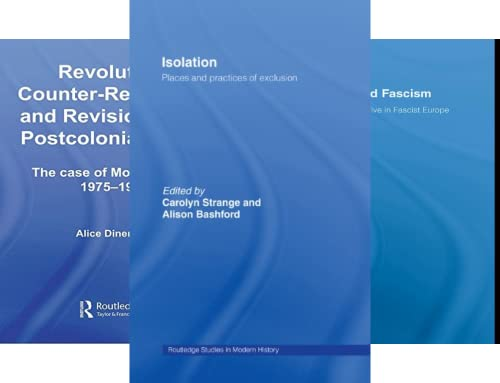 Routledge Studies in Modern History (50 Book Series)