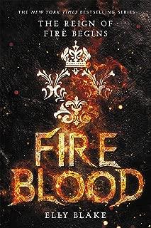 Fireblood (The Frostblood Saga Book 2)
