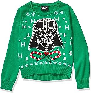 Star Wars Girls' Ugly Christmas Sweater