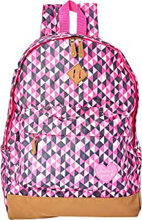 Mochila Jovem Costa Plus Love Pink, Tilibra