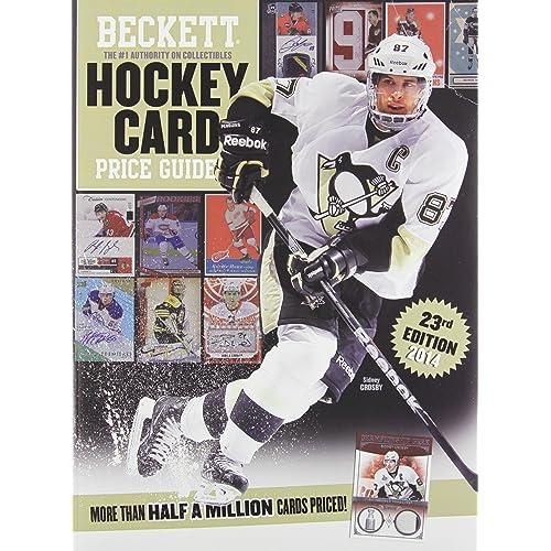 beckett hockey price guide 27 beckett hockey card price guide