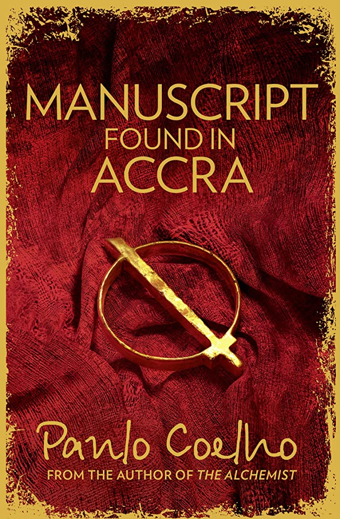 七面鳥主流一掃するManuscript Found in Accra (English Edition)