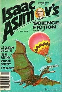 Isaac Asimov's Science Fiction Magazine, Winter 1977 (Vol 1 No 4)