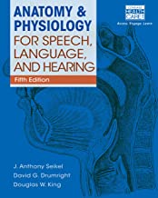 anatomy & physiology for speech language and hearing ebook