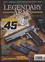 legendary arms magazine