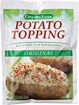 Concord Foods Potato Topping, 1.1 oz