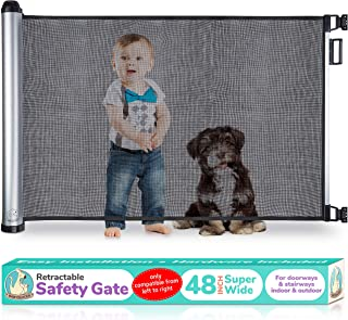 Best retractable baby gates Reviews
