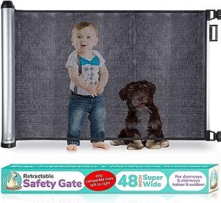 mesh baby gate