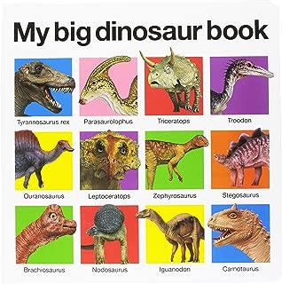 My Big Dinosaur Book (My Big Board Books)