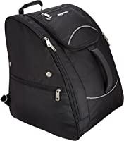Amazon Basics Waterproof Ski Boot Bag - 14 x 18 x 14.5 Inches, Black , , One-Size