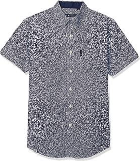 Ben Sherman Men's Ss Flrl PRT Shirt