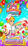 Unicorn Food Rainbow Pizza – Sweet Candy Dessert Bakery Maker, Bake, Cook, & Kids Kitchen Cooking...