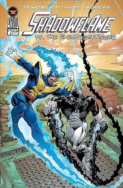Shadowflame #2 (English Edition)