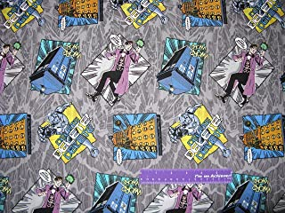 Best tardis fabric for sale Reviews