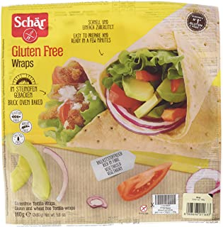 comprar comparacion Dr. Schar Wrap Tortitas De Maíz - 160 gr