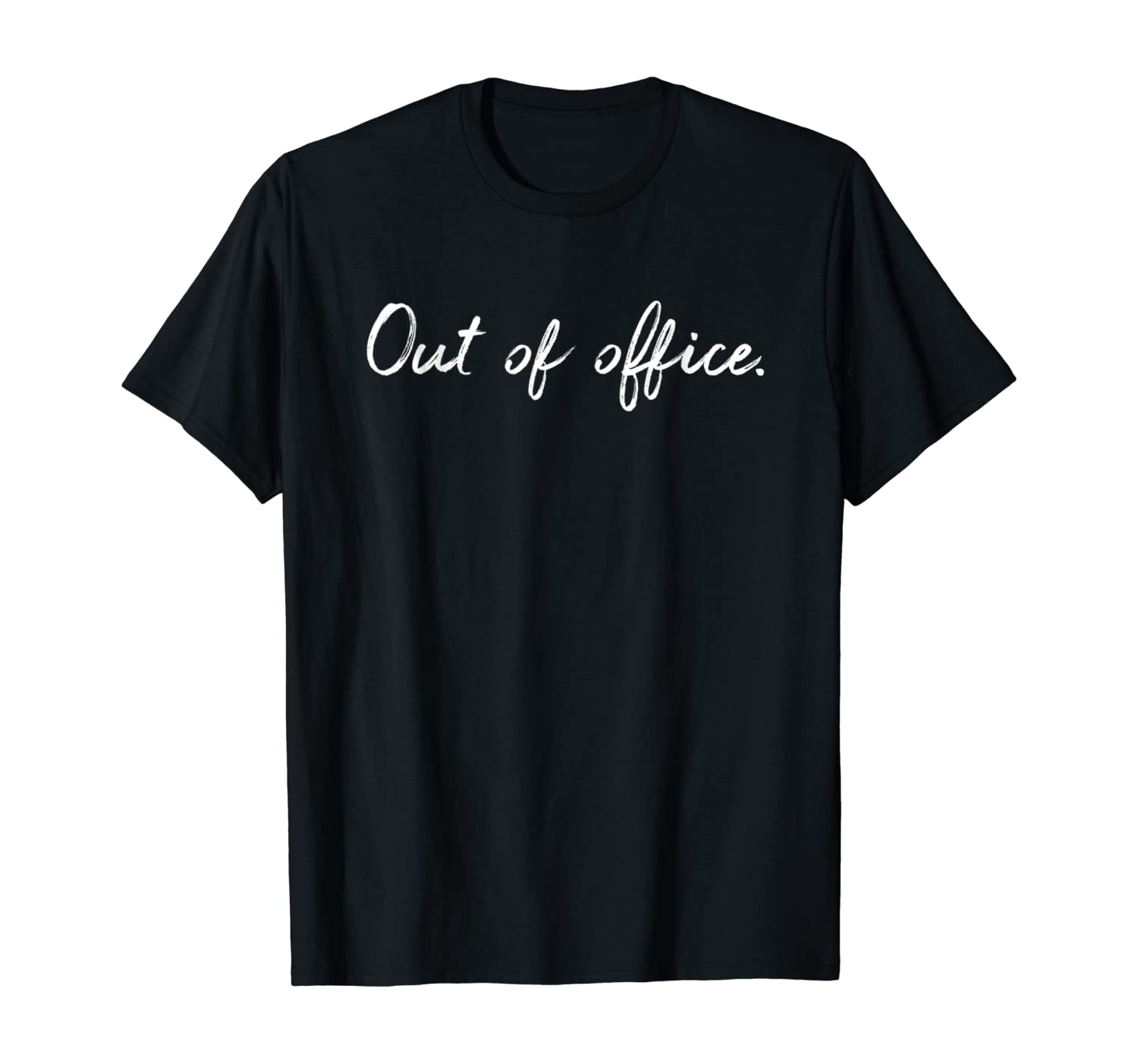 Cute Out of Office Tshirt for Vacation & Travel Bloggers