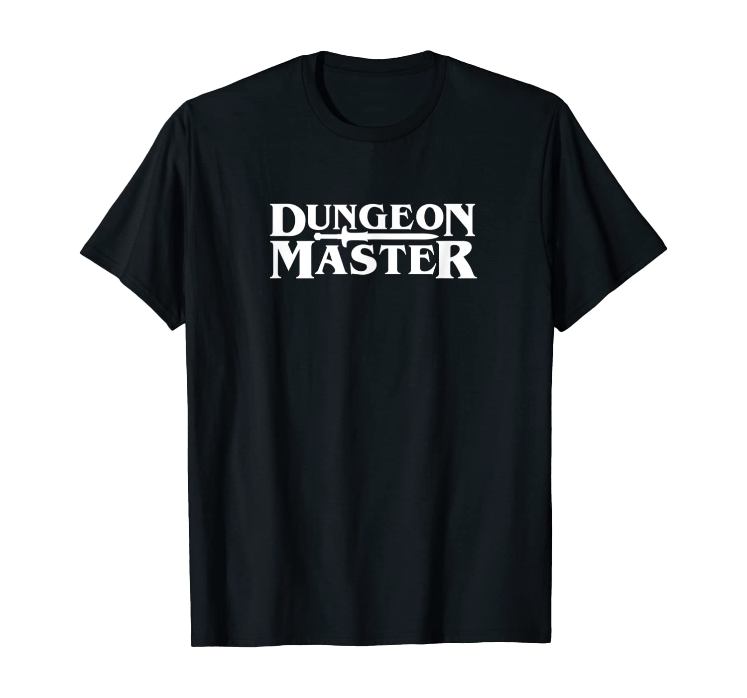 DUNGEON TShirt for DMs Campaigns With Medieval Sword