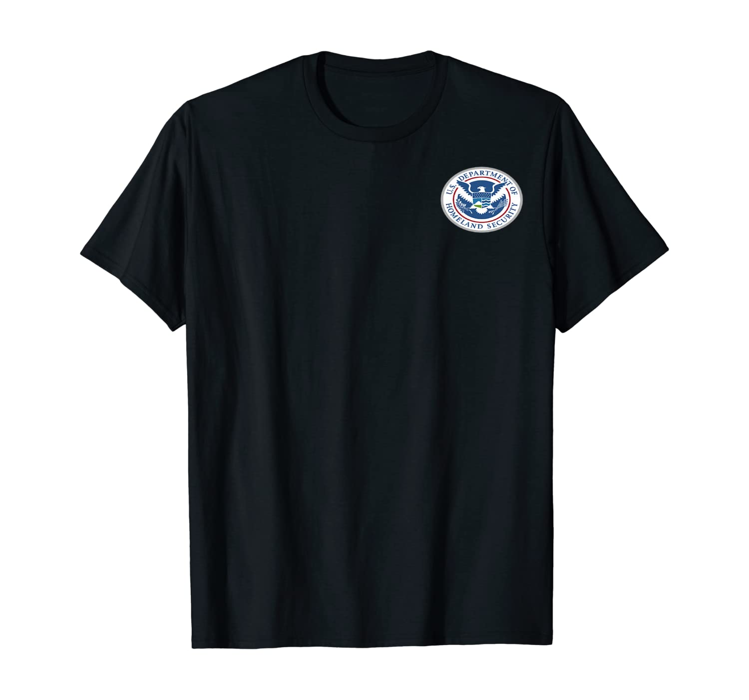 U.S. DEPARTMENT OF HOMELAND SECURITY T-SHIRT