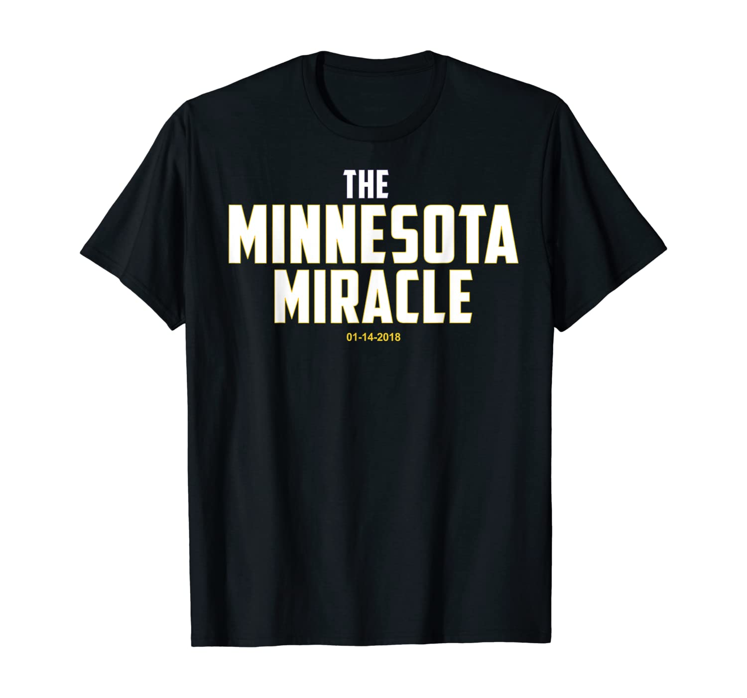 The Minnesota Miracle t-shirt