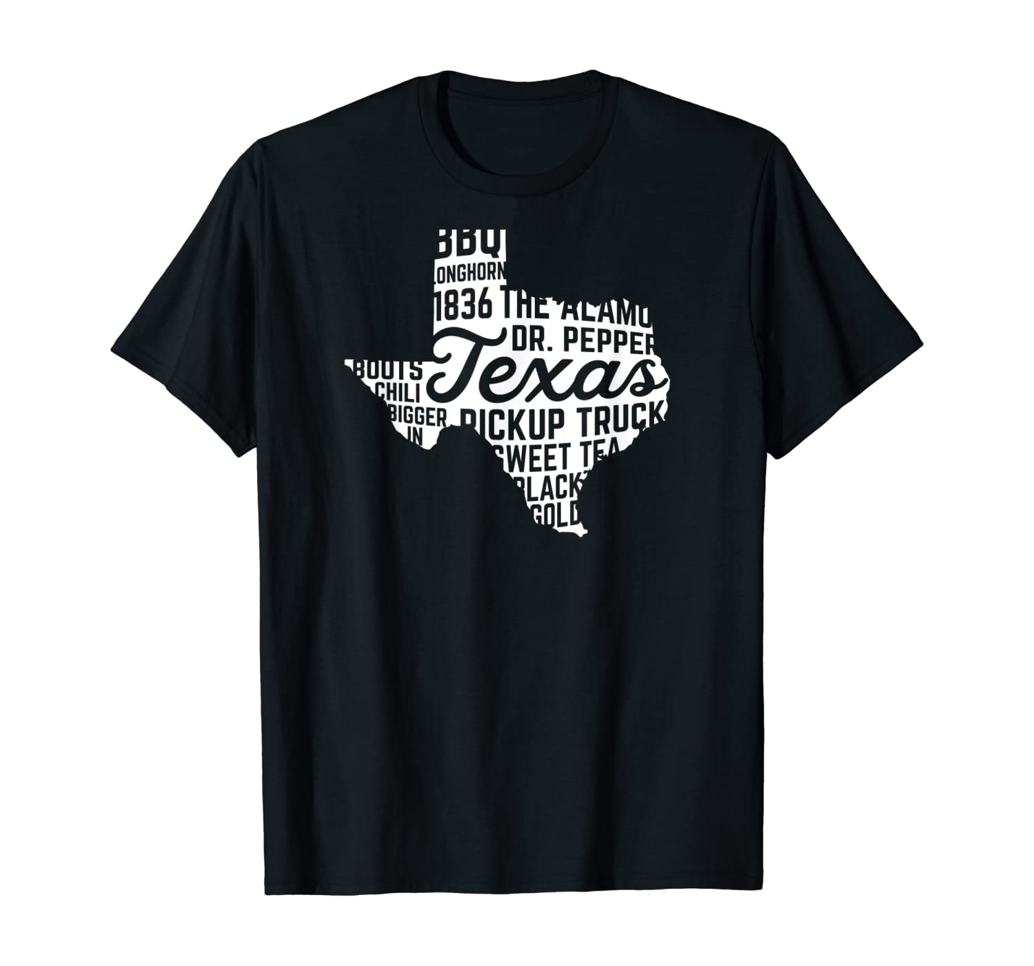 Home State Texas Gift T-Shirt Men And Women