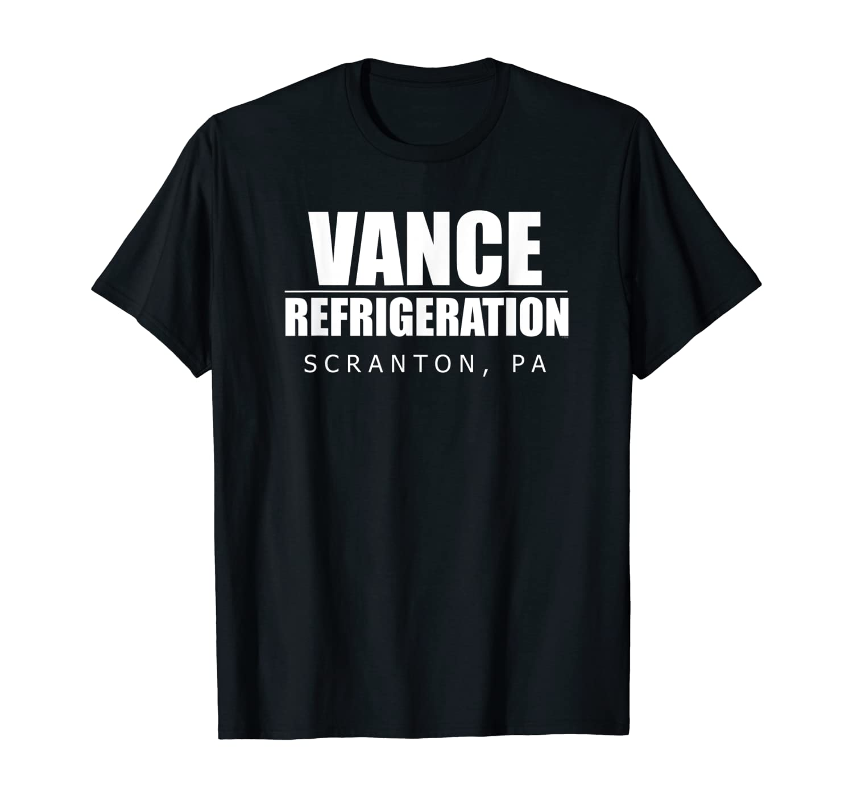 The Office Vance Refrigeration Scranton, PA T-Shirt