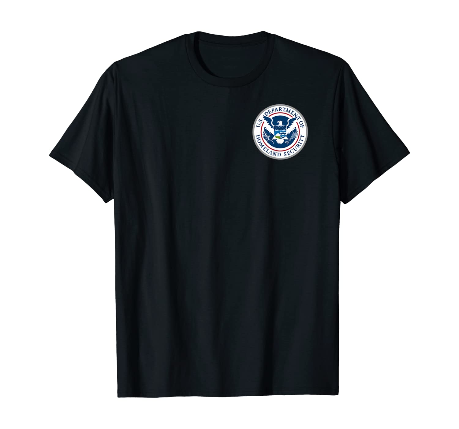 DEPARTMENT OF HOMELAND SECURITY DHS T-Shirt