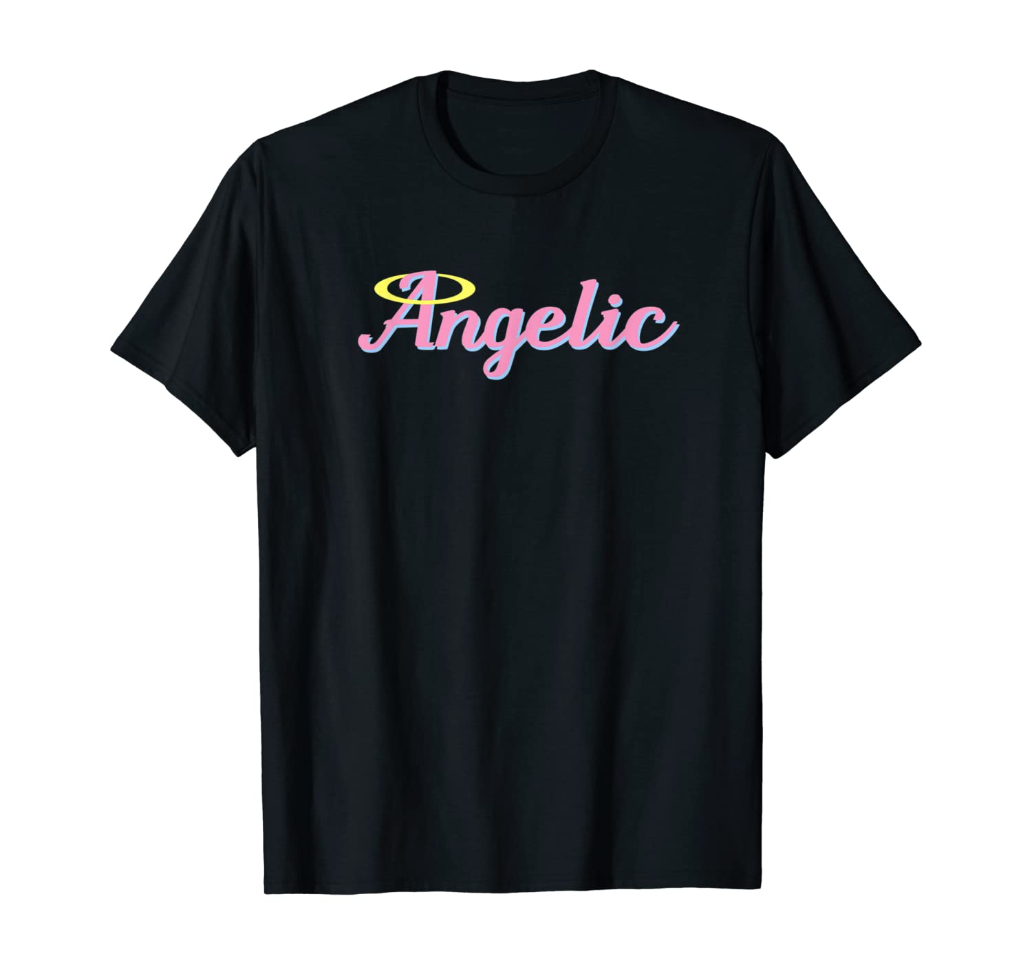 Angelic Aesthetic Soft Girl E-Girl Teen Girls Angel Women T-Shirt