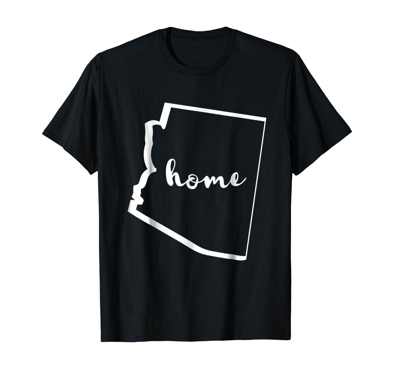 AZ Home State T-Shirt - Arizona Native Tee