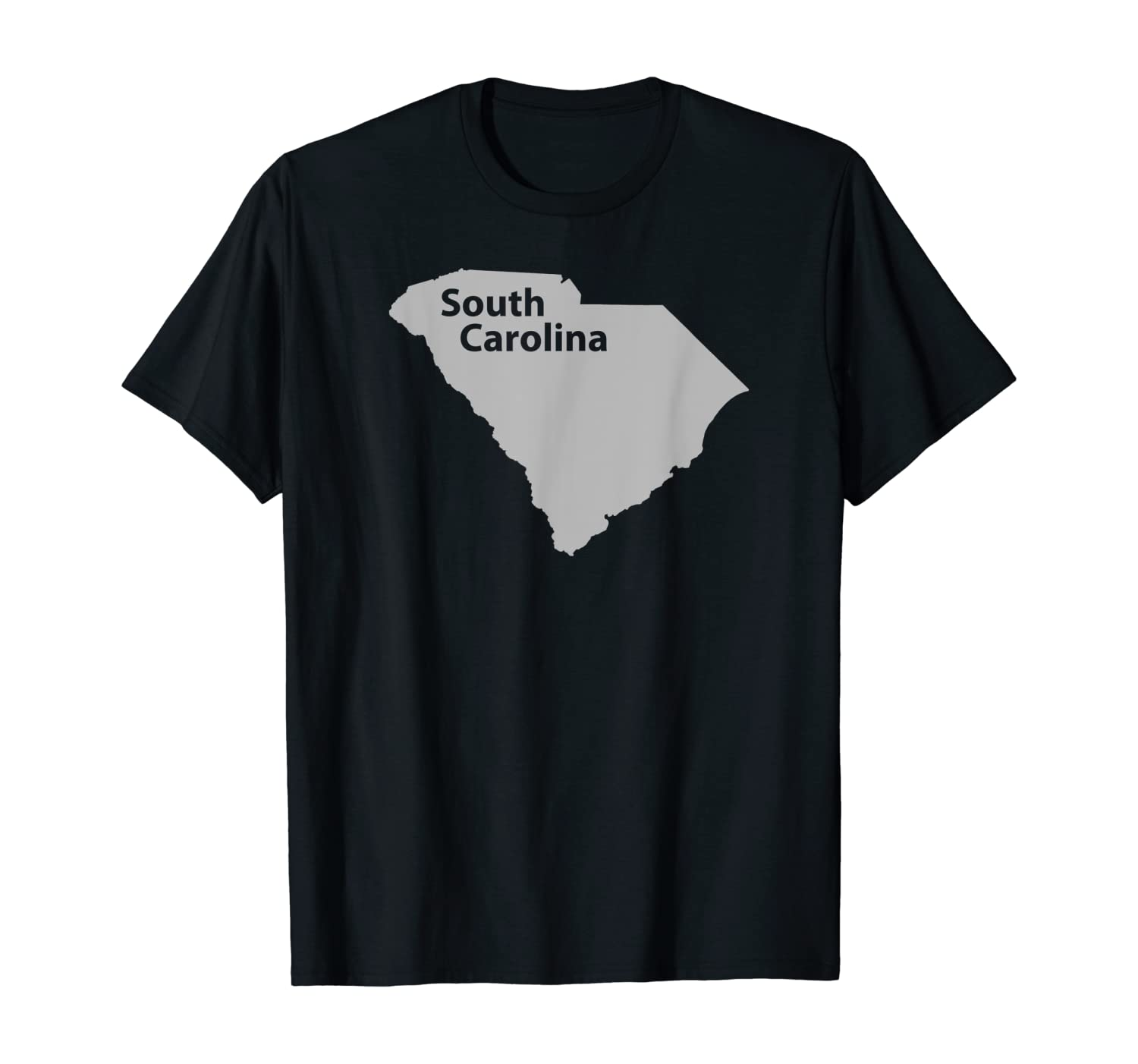 South Carolina Map Home State Pride Gift T-Shirt