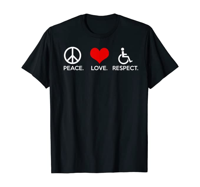 Peace. Love. Respect. – Disability Awareness