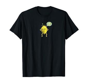 Anxiety Lemon T-Shirt