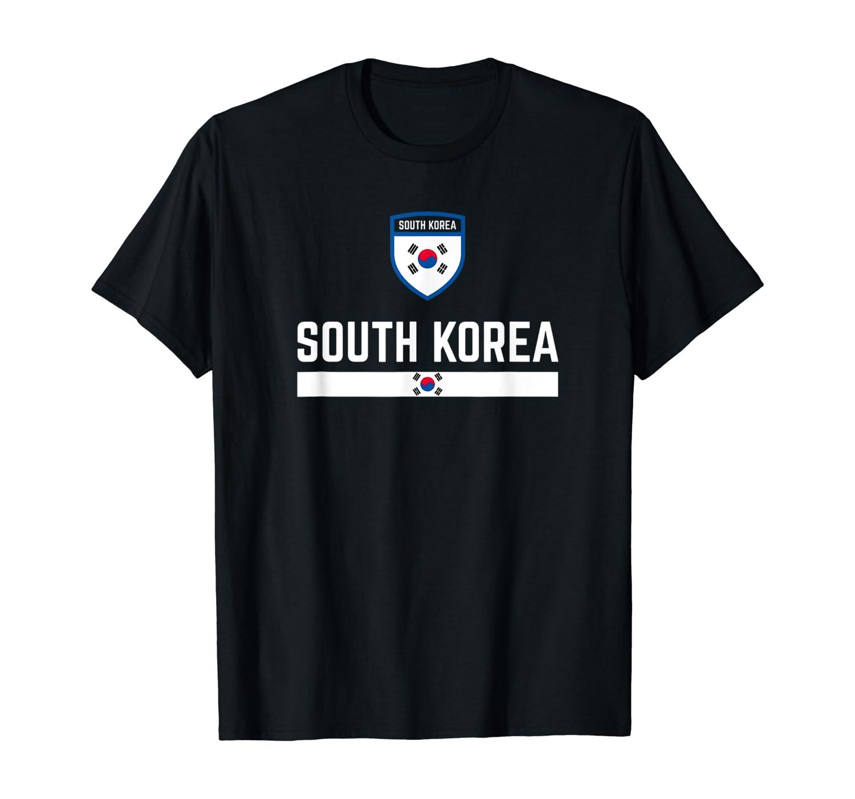 South Korea Soccer Jersey 2019 Korean Football Team Shirt