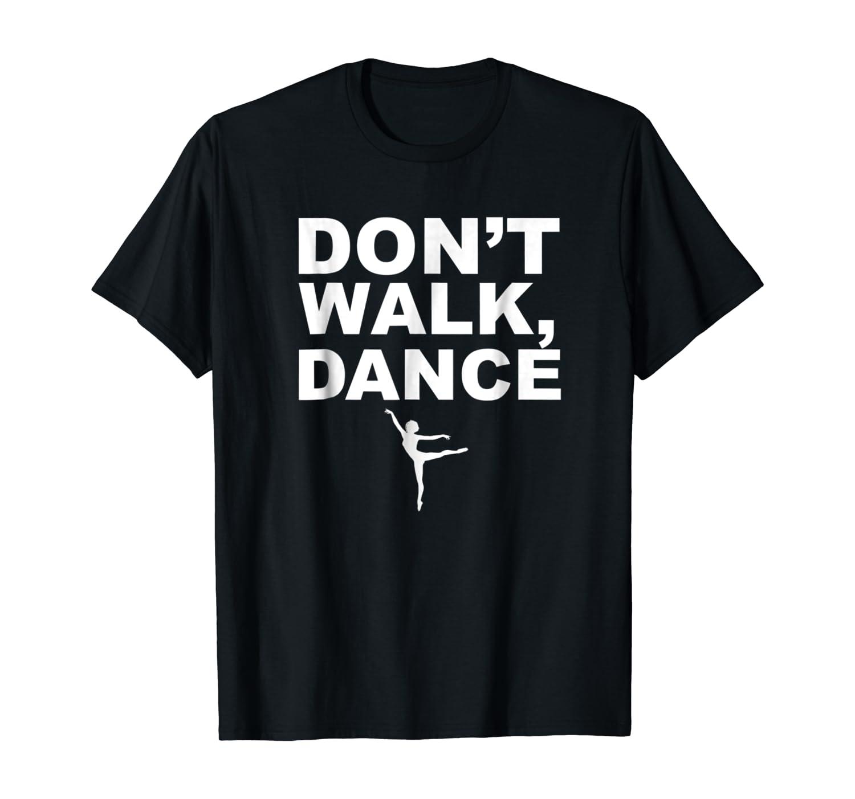 Don't walk, Dance Ballet modern Dance statement Design