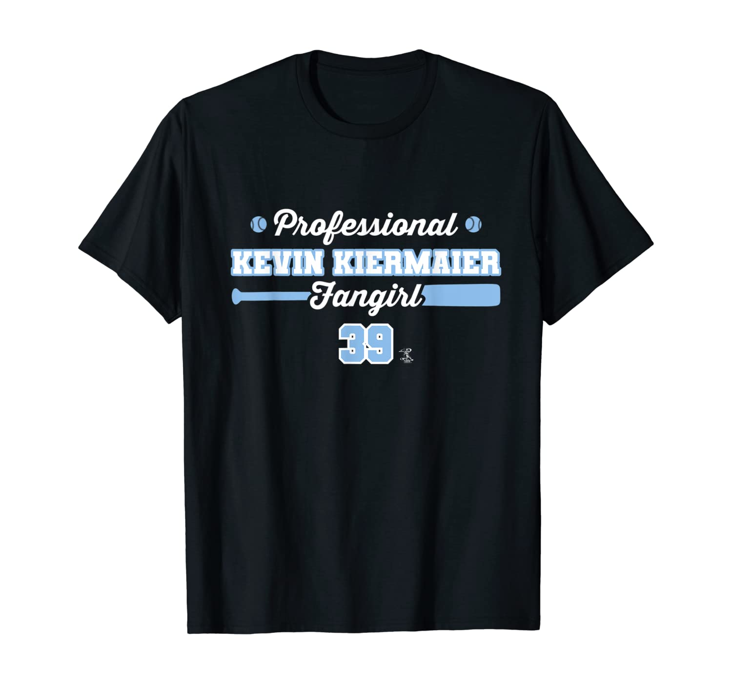 Kevin Kiermaier Professional Fangirl Gameday T-Shirt