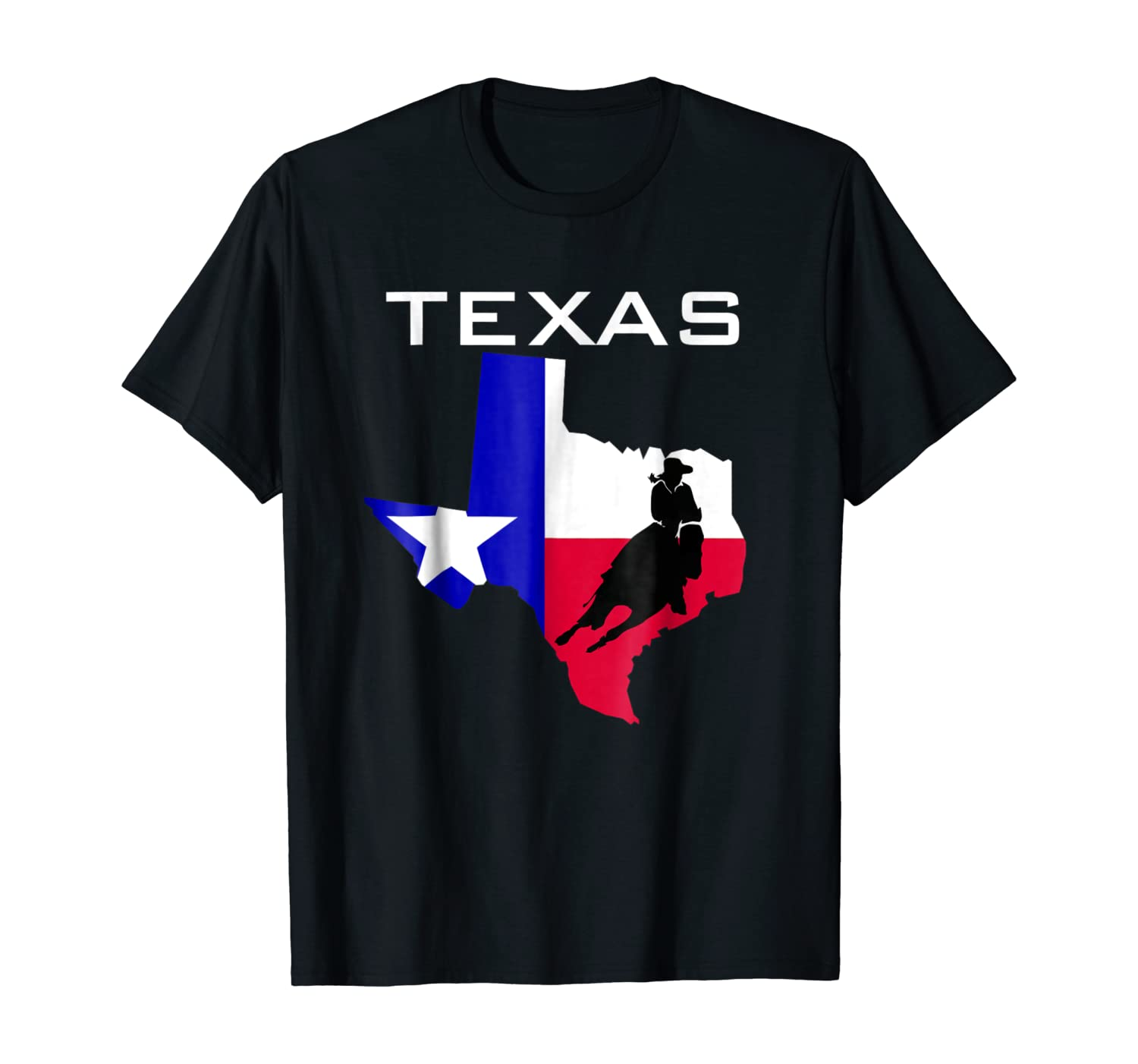 Home Tees: Texas Is My Home Best Cowboy T-Shirt