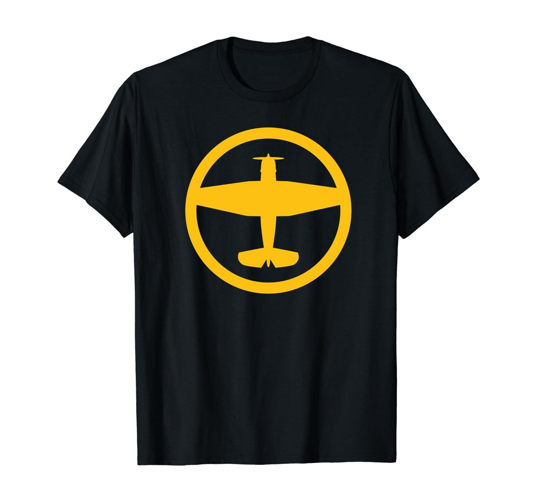 Avenger Yellow Navy World War Ii Airplane Shirts