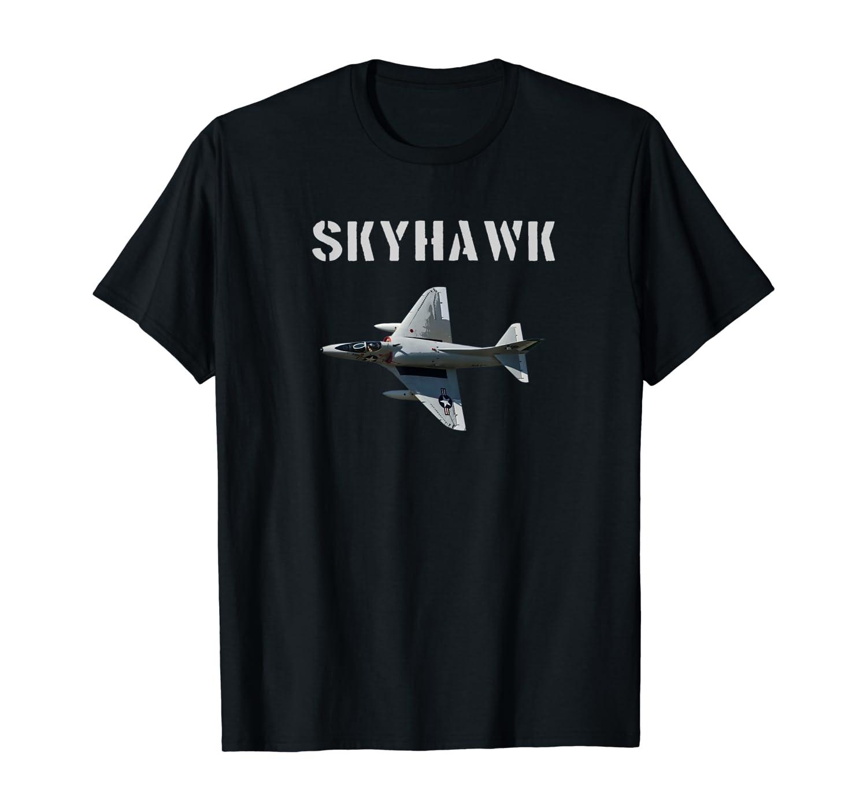 A-4 Skyhawk Fighter Plane T shirt T-Shirt