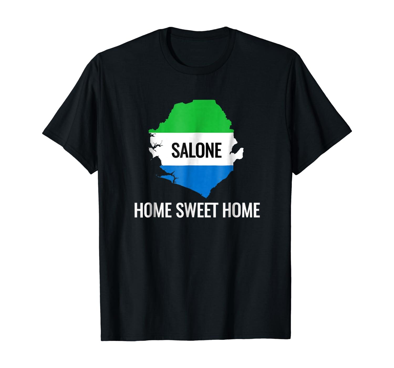 Salone, Home Sweet Home T-shirt