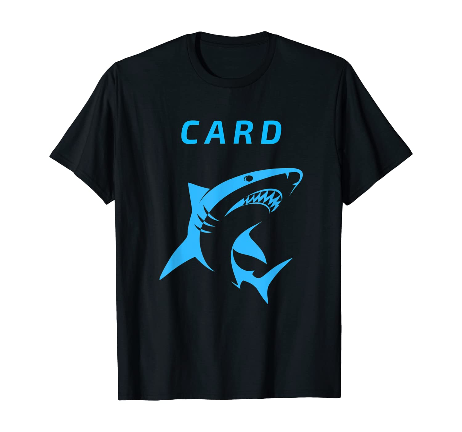 Card Shark Poker T-Shirt